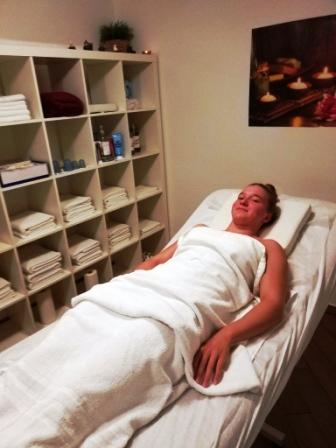 Kako izvajamo masažo